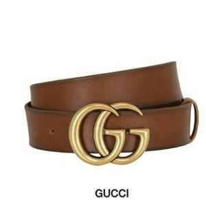 Alessandra Ambrosio Style Gucci Belt